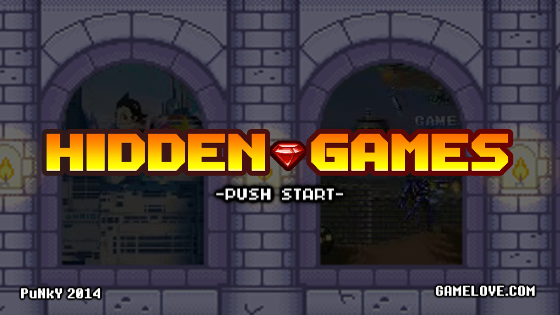 HIDDEN GAMES - GAMELOVE.COM
